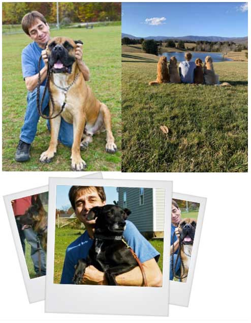 Professional Obedience Performing Dog Trainers
